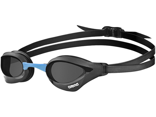 arena Cobra Core Swipe Goggles, smoke/black/blue